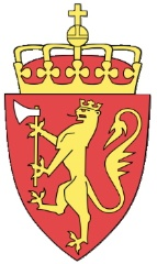 Wappen Norwegen